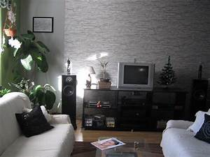 decoration salon gris et blanc decorationguide With deco salon gris blanc