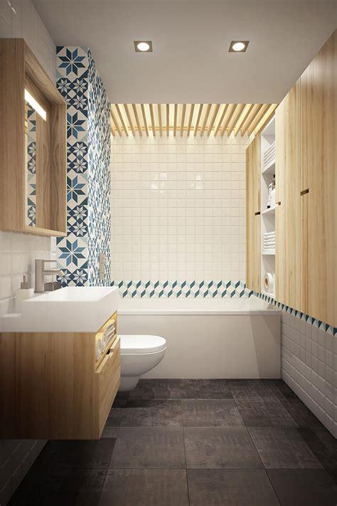 45 Ft Bathroom by 3 Apartamentos Pequenos Para Voc 234 Se Inspirar Limaonagua