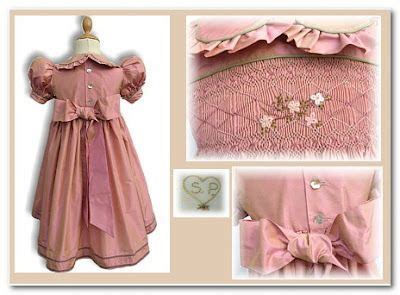 hand smocked dress atelier susan sewing embroidery