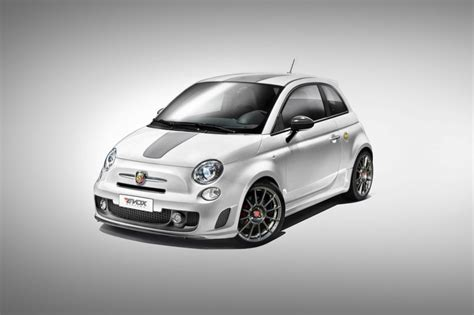 Fiat Abarth Horsepower by 214 Horsepower Fiat Abarth By Alpha N Performance Dpccars