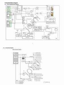 Panasonic Sa Akx10 Diagram