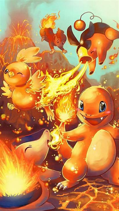 Pokemon Fire Phone