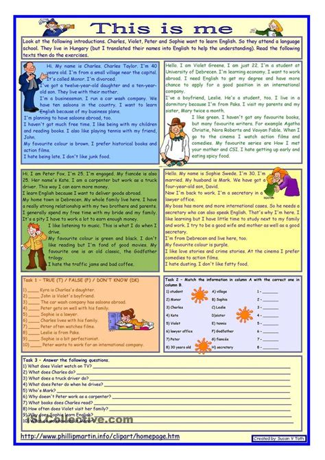 English Reading Comprehension Level C1  Advanced Level English Efl Resources For Students482