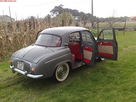 1961 renault dauphine 1961 renault dauphine information and photos momentcar