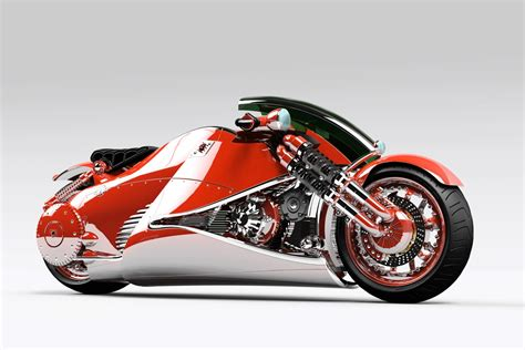 Futuristic Motorcyle : Futuristic Motorcycles