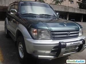 Repair Manual Toyota Prado 97