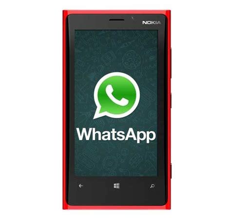 c 243 mo instalar y usar whatsapp en el nokia lumia 920