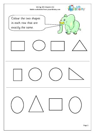year 1 maths worksheets 2d shapes maths 2d shapes worksheets naming 2d shapes mathematics