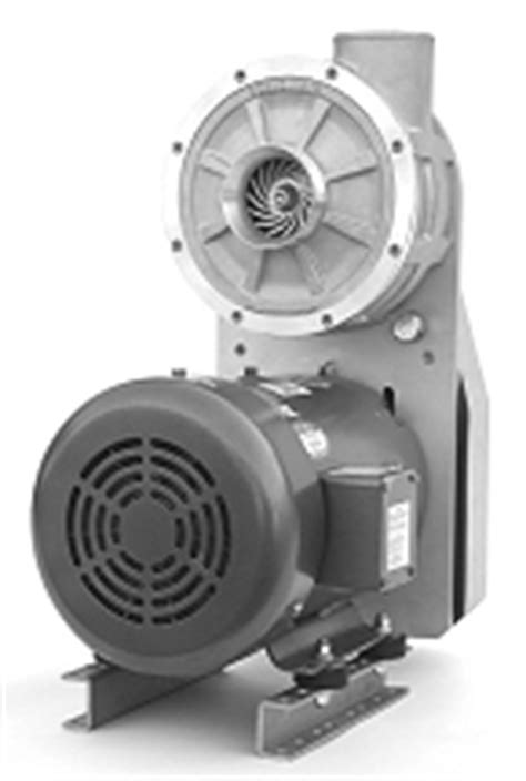 Centrifugal Industrial Blowers - Centrifugal Blowers Sonic