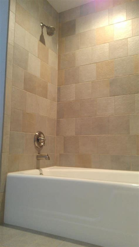 bathroom shower tile designs refinishing a cast iron bathtub with tile walls gallery