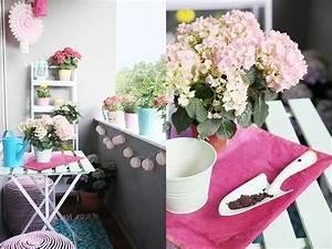 einmal alles in pastell bitte diy balkon umstyling mit With markise balkon mit tapete mit farbverlauf