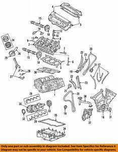 Ford Oem Valve Cover Gasket 6l8z