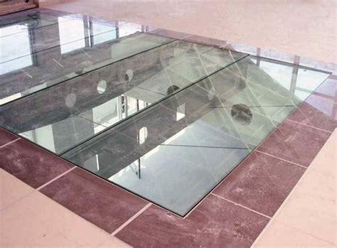 Pavimenti Trasparenti by Vetro Calpestabile Vetro