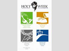 Our Lady of the Assumption Chapel Holy Week schedule