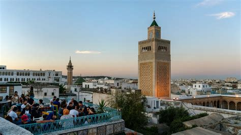 Don't Sleep on Tunis, a City That's More Awake Than Ever ...