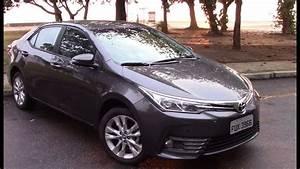 Avalia U00e7 U00e3o Toyota Corolla Xei 2018