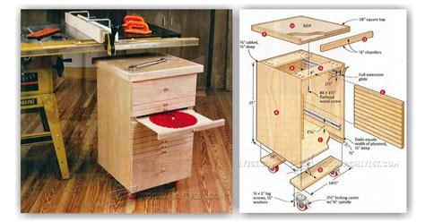 blade storage cabinet woodarchivist