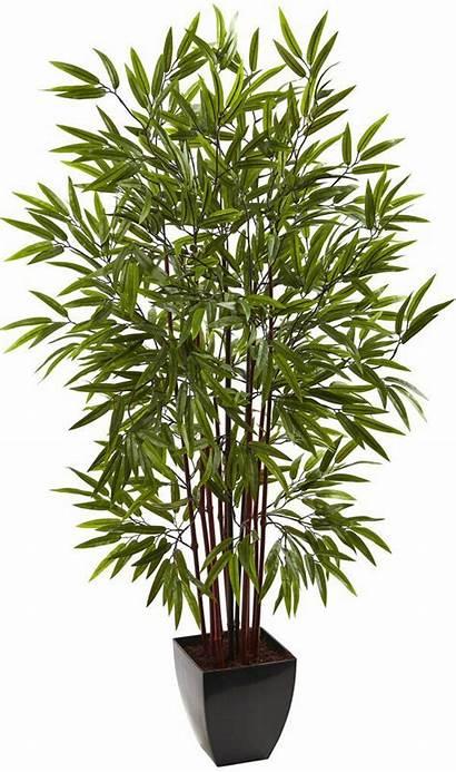 Plants Tree Artificial Bamboo Bathroom Faux Indoor