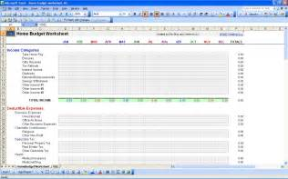 Monthly Budget Excel Spreadsheet 15 Free Personal Budget Spreadsheet Excel Spreadsheet Part 9