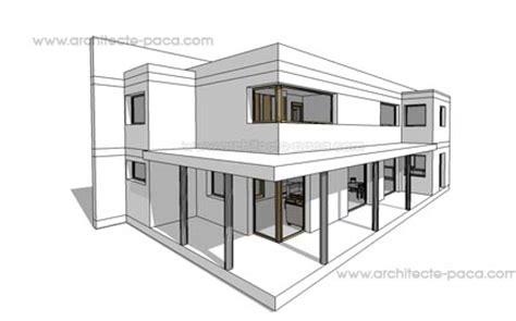 t 233 l 233 charger plan de maison moderne 125 maquette 3d plan de maison individuelle d architecte