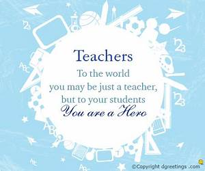 SHORT GOODBYE QUOTES FOR TEACHERS image quotes at ...