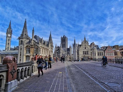 Explore Things You Must Do In Ghent World Wanderista