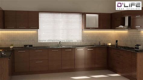 D'life Home Interiors Kottayam Kerala : Modern Kitchen And Wardrobes Package From D'life Home