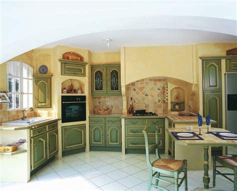 decoration cuisine bleu et jaune