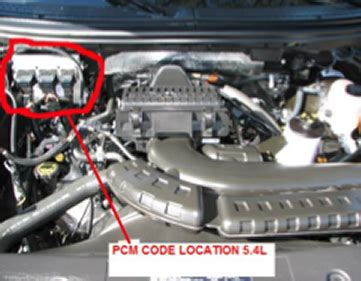 ford  pcm replacement   ford trucks