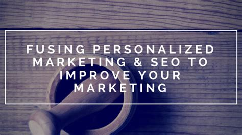 In House Customized White Hat Seo Solutions From Fusing Personalized Marketing Seo To Improve Your Marketing