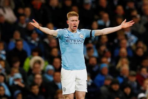 De Bruyne faces spell on sidelines for Man City | The ...
