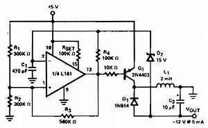low power regulated dc to dc converter power supply circuits With dc dc converter