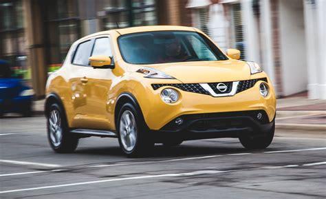 Nissan Car : 2015 Nissan Juke Sl Awd Instrumented Test