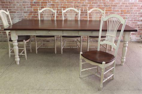 Classic Farm Table Defined!   ECustomFinishes