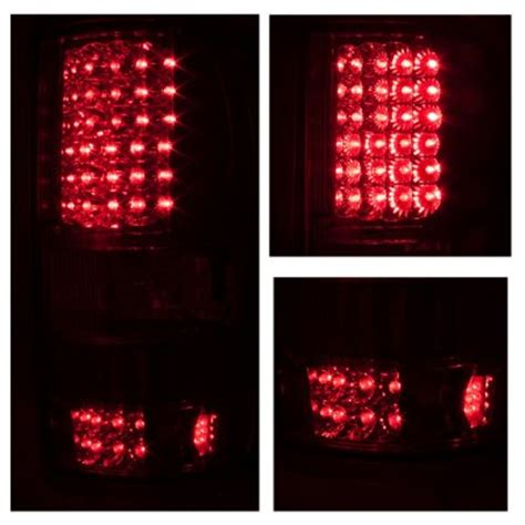 2005 ford f150 led tail 2005 ford f150 smoked clear headlights and led tail lights