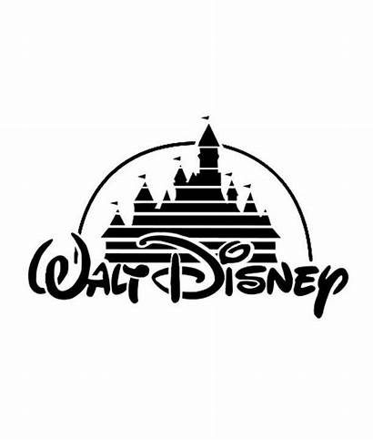 Disney Pumpkin Carving Castle Walt Stencil Stencils