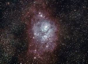 M8 - Lagoon Nebula | Astronomy Pictures at Orion Telescopes