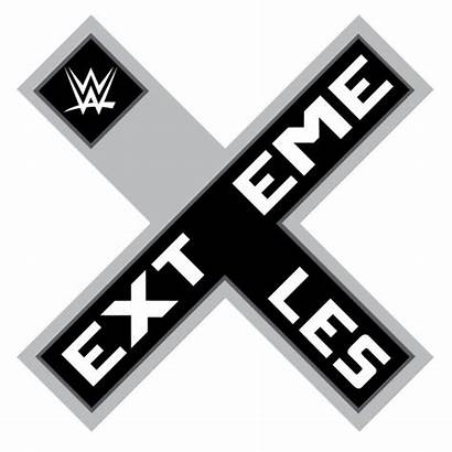 Wwe Rules Extreme Vector Logos Sports Entertainment
