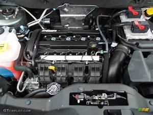 2012 Jeep Patriot Altitude Engine Photos