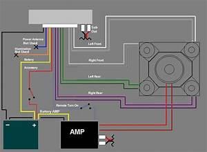 Sony Xplod Sub And Amp Wiring Diagram