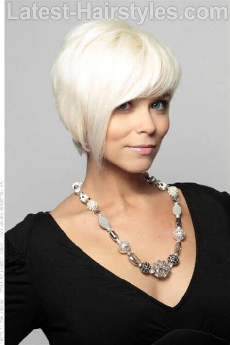 Platinum Hairstyles by 41 Haircuts For Hair Updated For 2018