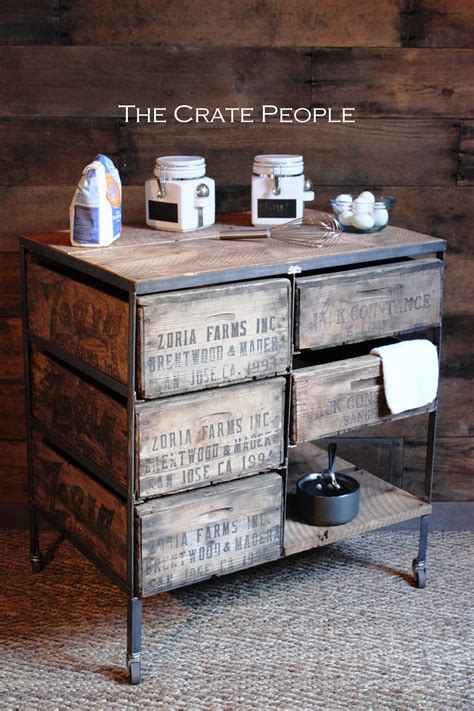kitchen island with casters kitchen island crate combo on casters the crate 5203