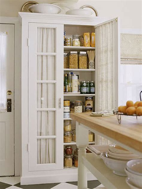 shabby chic mess kitchen pantry