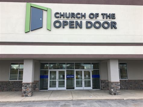 church of the open door 5 actions need from caring adults church of