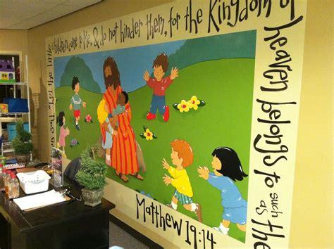 church nursery decor ideas  pinterest kids