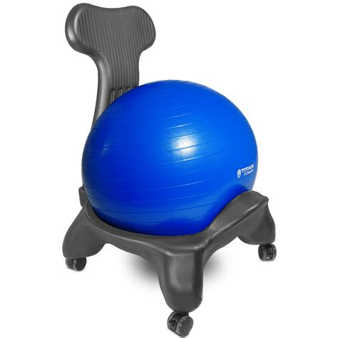 titan fitness adjustable exercise balance fit black blue