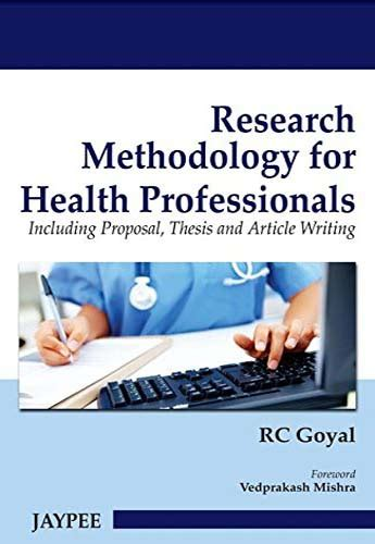 Research writing methodology by aiden yeh 289577 views. Research Methodology for Health Professionals PDF » Free ...