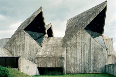 What Do We Mean By Brutalist Architecture ? Widewalls