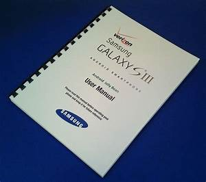 Samsung Galaxy S Iii  S3  User Manual  Android Jellybean