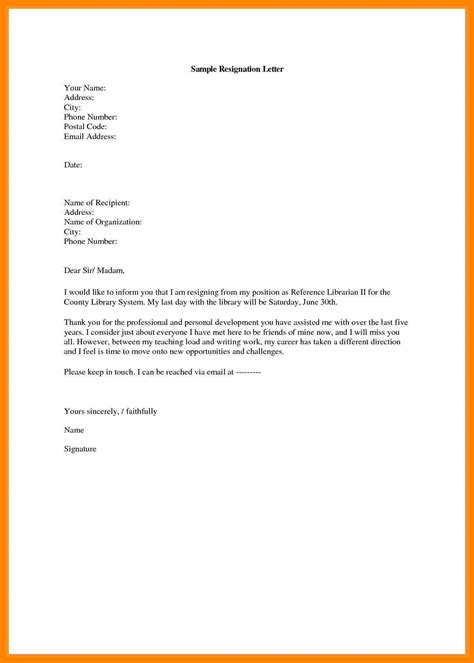 resignation letter teacher  principal resignition